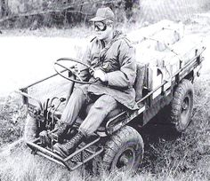 "The US Army drive Jeep 274 ""Mule"" was used in Vietnam. Vietnam Veterans, Vietnam War, Military Gear, Military Vehicles, Ranger Atv, Lifted Golf Carts, Utility Tractor, Off Road Buggy, Baby Bike"