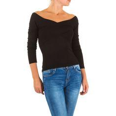 Elastisches Langarm Shirt | Ital Design Shop