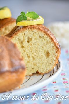 bundt cake au citron et ricotta 3