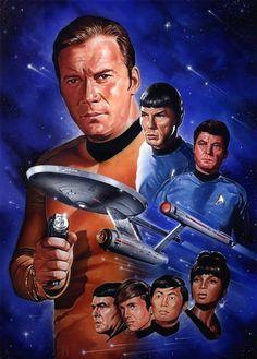 TV series #4: Star Trek - The Original Series