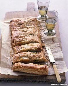 Alsatian Potato Pie - Martha Stewart Recipes