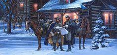 mort kunstler civil war paintings | Civil War Art Prints John Paul Strain Mort Kunstler