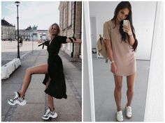Vestidos Neon, Vestidos Zara, Comfortable Outfits, Casual Outfits, Tumblr Outfits, Shirt Dress, Crop Tops, Shirts, Dresses