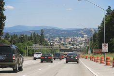 Neighborhoods in Spokane, Washington