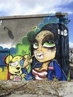 #Wynwood #Miami #Graffiti #StreetArt #UrbanArt #Mural