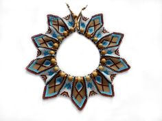 Native American Necklace contest winners