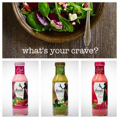 Natural habits that satisfy your crave. #buylocal #michiganmade #newcrave www.apoloniadressing.com