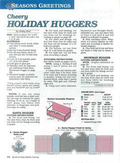 Cheery Holiday Huggers 2/4
