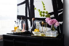 Pop, Fizz, Clink: You're 5 Simple Steps Away From a Perfectly Styled Bar — Surface Style