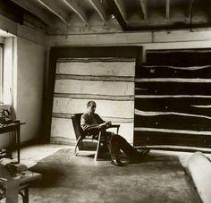 Paul Klee's studio
