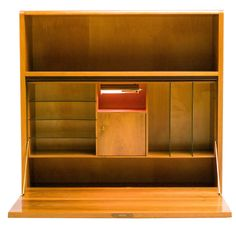 Dutch Modern Wall-Mounted Cabinet Designed by A.A. Patijn