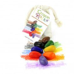 Crayon Rocks - 8 Cores
