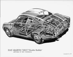 Fiat-Abarth-750GT-Double-Bubble.jpg (800×623)