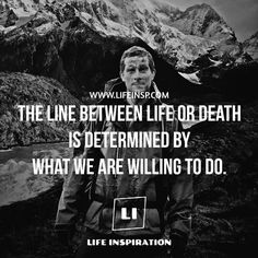 Bear Grylls Life Story: He Achieved His Childhood Dream - Life Inspiration Black & White Quotes, Black And White, Bear Grylls Survival, Quiet People, Man Vs, Wilderness Survival, Life Inspiration, The Past, Bedrooms