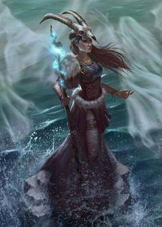Shaman Spirit by andreiaugrai.deviantart.com on @DeviantArt