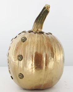 Pin for Later: Here's How to Make Your Own High-Fashion Halloween Pumpkin