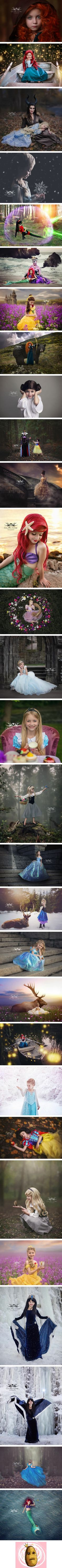 This 7-year-old lara and her mom Camillia have nailed the disney dress-up game #cosplay #costume