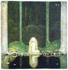 scandinavian romantic folklore,