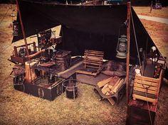 #パップテント #puptent #bushcraft #ブッシュクラフト #shelterhalftent #キャンプ #camp #camping #ドイツ軍
