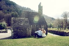 Lakeside elopement in the Irish Wicklow Mountains and Glendalough Got Married, Getting Married, Marquee Wedding, United States Navy, Historical Sites, Couple Photography, Ireland, Irish, In This Moment