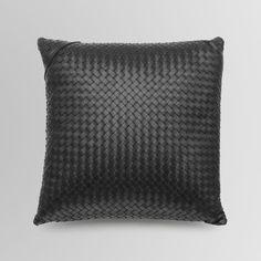 Bottega Veneta Pillow in their signature Intrecciato pattern - Bellisimo