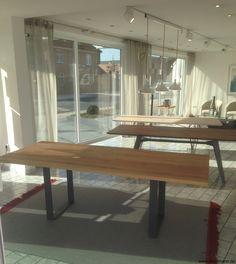 ASCO in unserer Ausstellung: Die neue Flexibilität bei ASCO heißt: KIT – der Baukastentisch! #ASCO #Möbel #Wohndesign #KIT #Baukastentisch #Christmann_Internationales_Wohnen