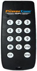This is an advance Powercom RF1 keypad, available at http://www.powercomars.com