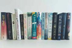 Love me some books