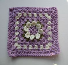 copyright © jojo99 by jojo-99, via Flickr  Pattern I used for my latest afghan for RMH