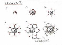 how to draw a beautiful and smooth mehndi flower. Small and easy henna tutorial…. how to draw a beautiful and smooth mehndi flower. Small and easy henna tutorial….,tangle pattern how to draw a beautiful. Mehndi Designs, Henna Tattoo Designs, Henna Tattoos, Tattoo Ideas, Henna Tutorial, Beginner Henna Designs, Henna Designs Easy, Easy Designs To Draw, Henna For Beginners