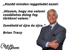 brian tracy **These Brian Tracy programs will change your life. Positive Life, Positive Thoughts, Brian Tracy Quotes, Motivational Quotes, Inspirational Quotes, Live In The Now, Life Motivation, Motivation Inspiration, Picture Quotes