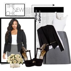 """""""THE NEW CHIC"""" by lanisia1 on Polyvore"""