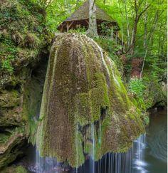 Beautiful Bigar Waterfall, Romania | I love Travelling
