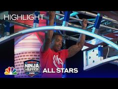 Najee Richardson: Big Dipper Freestyle - American Ninja Warrior All-Star Special 2020 - YouTube American Ninja Warrior, Big Dipper, All Star, Challenges, Stars, Youtube, Sterne, Star, Youtubers