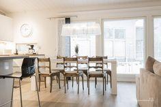 Design-Talo keittiö, Hailuoto