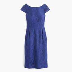 (look on J.Crew site for other colors.  off-white is nice) Elsa dress in Leavers lace