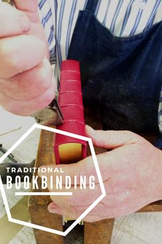 Traditional Bookbinding  #bookbinding #bindery #handcrafted Ring Binder, Book Binding, Over The Years, Hand Sewing, Traditional, Crafts, Handmade, Sewing By Hand, Manualidades