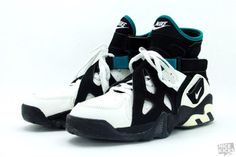 newest a0879 3343f Nike Air Unlimited (1994) - David Robinsons. Played a LOT of basketball in