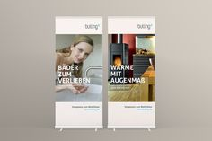 Communication strategy, identity design for a German bathroom interior specialis… Best Resume Template, Invoice Template, Corporate Design, Identity Design, Roll Up Design, Rollup Banner, Web Design, Anniversary Invitations, Cool Business Cards