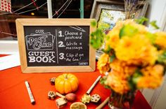 DIY Fall wedding details | Maya & Lee's Intimate Old Town Alexandria Virginia Wedding in the Fall | Images: Angel Kidwell Photography