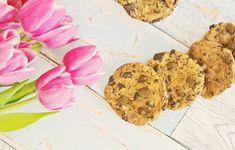 Stylowo i Zdrowo - blog o zdrowiu: Fit ciasteczka z czekoladą (z cieciorki!)