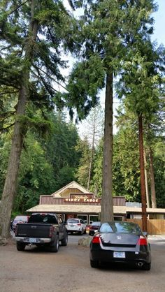 Kahneeta, Warm Springs, OR  The kids loved staying in a
