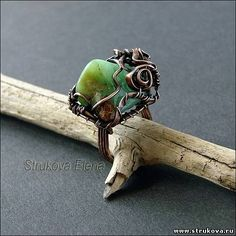 I have earrings that match this. Seriously. They're from an artisan in Alaska. ~K