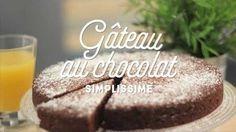 Recette de Gateau allégé au chocolat express au micro-ondes