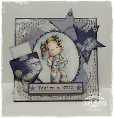 Cards by Barbara: You are a Star