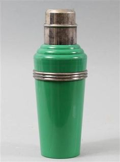 Art Deco Cocktail Shaker 1930