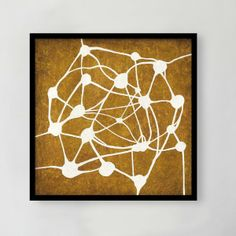 West Elm Framed Print - System ($149) via Polyvore