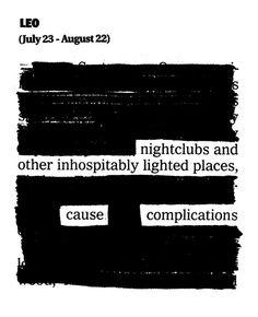 Black marker + Newspapers = Poetry