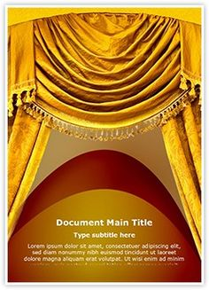 Curtain Curves Word Document Template is one of the best Word Document Templates by EditableTemplates.com. #EditableTemplates #PowerPoint #templates Light #Satin #Shine #Flow #Opera #Stage #Shiny #Fabric #Elegant #Classic #Curtain Curves #Silk #Gold #Theatrical #Idea #Waves #Awards #Golden #Decor #Entertainment #Soft #Copper #Art #Artistic #Event #Interior #Wavy #Decoration #Exhibition #Curves #Pattern #Velvet #Beauty