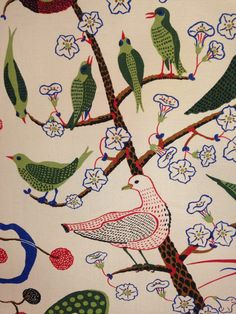 Josef Frank at the Fashion & Textiles museum London SE1